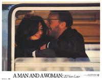 A Man and a Woman: 20 Years Later - 11 x 14 Movie Poster - Style H