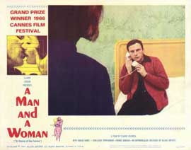 Man and a Woman, A - 11 x 14 Movie Poster - Style C