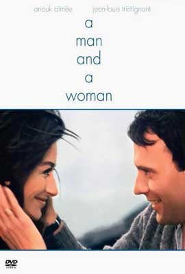 Man and a Woman, A - 27 x 40 Movie Poster - Style C