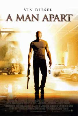 A Man Apart - 11 x 17 Movie Poster - Style B