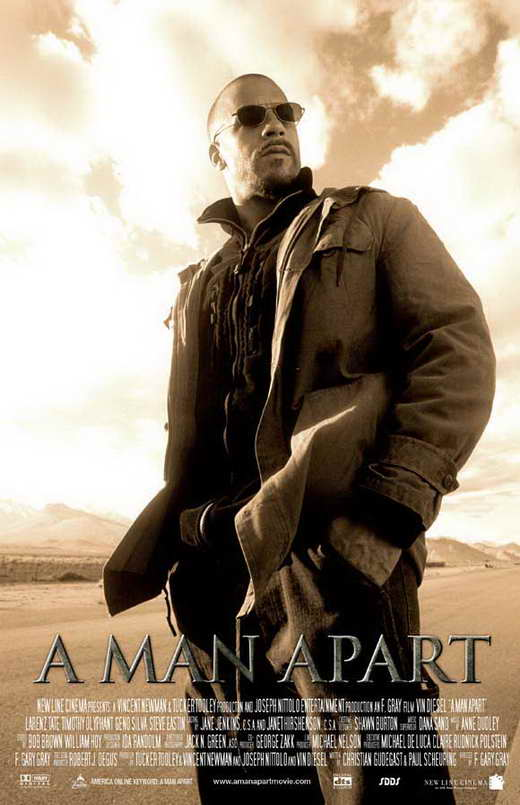 A Man Apart Movie Posters From Movie Poster Shop