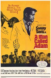A Man Called Adam - 11 x 17 Movie Poster - Style A