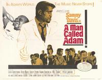 A Man Called Adam - 11 x 14 Movie Poster - Style A
