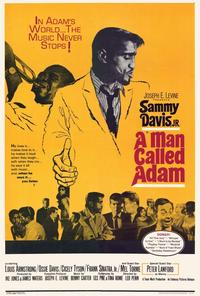 A Man Called Adam - 27 x 40 Movie Poster - Style A