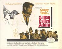 A Man Called Adam - 22 x 28 Movie Poster - Half Sheet Style A