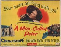 A Man Called Peter - 11 x 14 Movie Poster - Style A