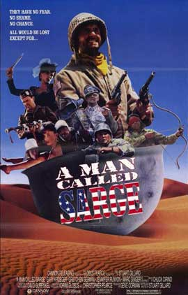 A Man Called Sarge - 11 x 17 Movie Poster - Style A