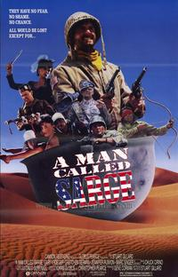 A Man Called Sarge - 27 x 40 Movie Poster - Style A