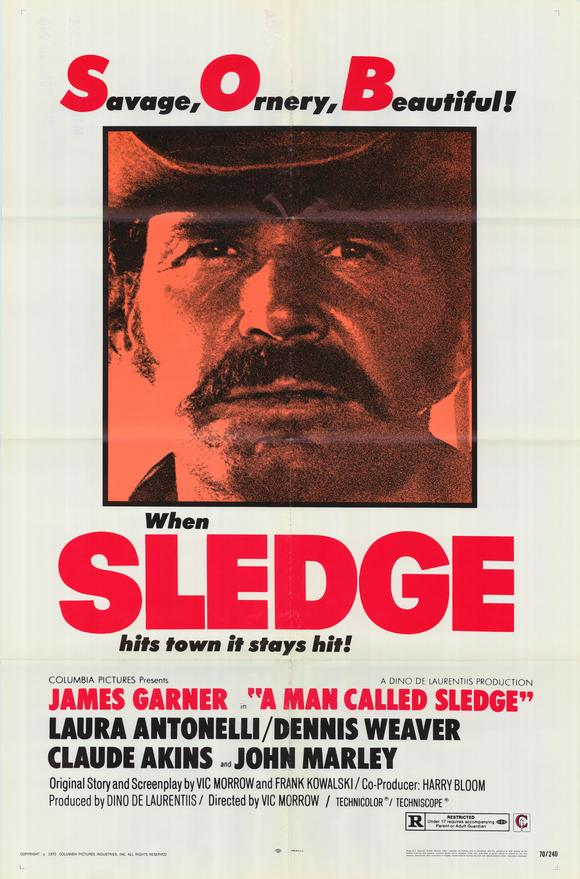 a man called sledge movie posters from movie poster shop