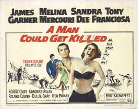Man Could Get Killed - 11 x 14 Movie Poster - Style A