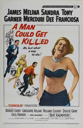 Man Could Get Killed - 27 x 40 Movie Poster - Style A