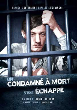 A Man Escaped - 11 x 17 Movie Poster - French Style A
