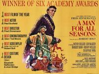A Man for All Seasons - 43 x 62 Movie Poster - Bus Shelter Style A