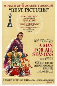 A Man for All Seasons - 11 x 17 Movie Poster - Style D