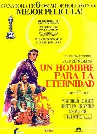 A Man for All Seasons - 27 x 40 Movie Poster - Spanish Style A