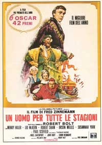 A Man for All Seasons - 11 x 17 Movie Poster - Italian Style A