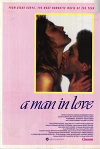 A Man in Love - 11 x 17 Movie Poster - Style A