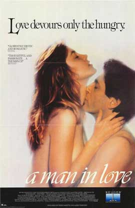A Man in Love - 27 x 40 Movie Poster - Style A