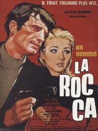 A Man Named Rocca - 11 x 17 Movie Poster - French Style A