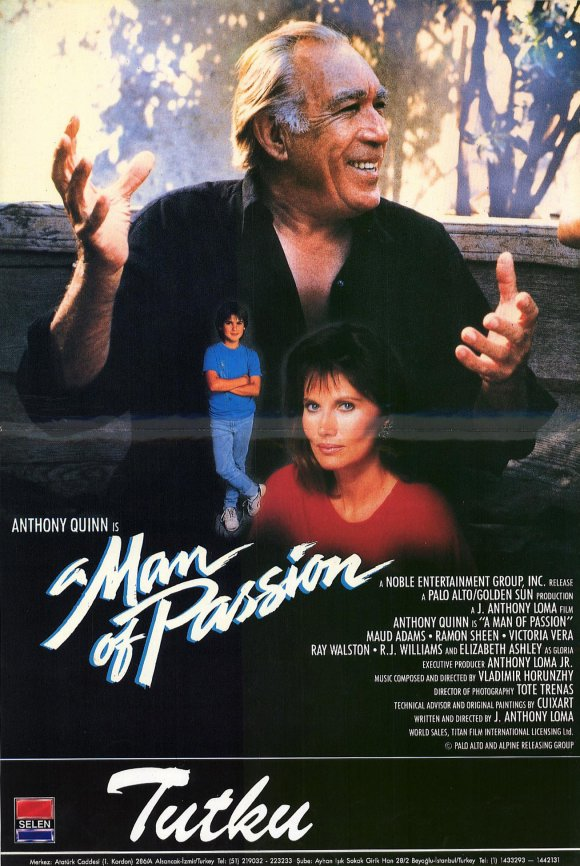 A Man of Passion movie