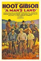 A Man's Land - 11 x 17 Movie Poster - Style A