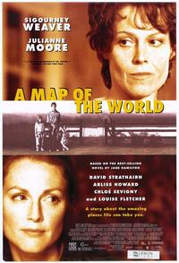 A Map of the World - 11 x 17 Movie Poster - Style A