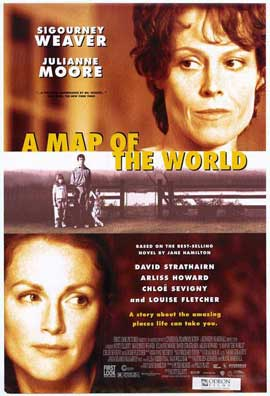 A Map of the World - 27 x 40 Movie Poster - Style A
