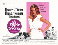 Matter of Innocence - 11 x 14 Movie Poster - Style A
