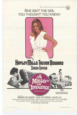 Matter of Innocence - 27 x 40 Movie Poster - Style A