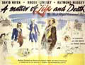 A Matter of Life and Death - 11 x 17 Movie Poster - Style B