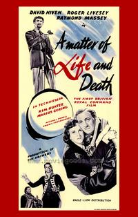 A Matter of Life and Death - 43 x 62 Movie Poster - Bus Shelter Style A