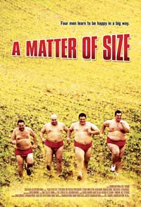 A Matter of Size - 11 x 17 Movie Poster - Style A