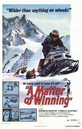 A Matter of Winning - 11 x 17 Movie Poster - Style A
