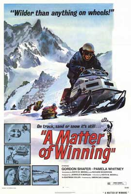 A Matter of Winning - 27 x 40 Movie Poster - Style A