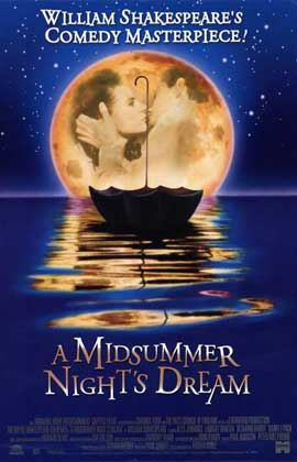 A Midsummer Night's Dream - 11 x 17 Movie Poster - Style A