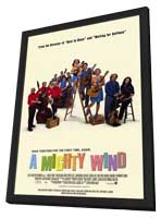 Mighty Wind - 11 x 17 Movie Poster - Style A - in Deluxe Wood Frame