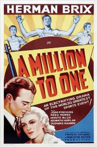 A Million to One - 11 x 17 Movie Poster - Style A