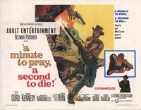 A Minute to Pray, a Second to Die - 11 x 14 Movie Poster - Style A