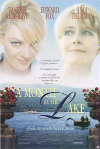 A Month by the Lake - 27 x 40 Movie Poster - Style B