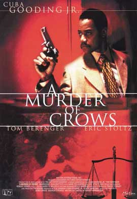 A Murder of Crows - 11 x 17 Movie Poster - Style A