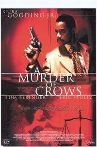 A Murder of Crows - 27 x 40 Movie Poster - Style A