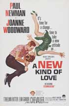 A New Kind of Love - 27 x 40 Movie Poster - Style A