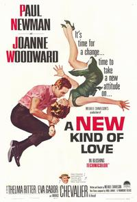 A New Kind of Love - 11 x 17 Movie Poster - Style A