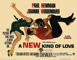 A New Kind of Love - 11 x 14 Movie Poster - Style A