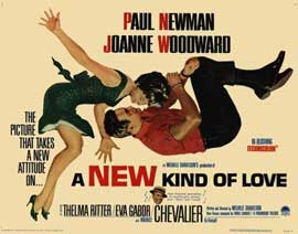 A New Kind of Love - 22 x 28 Movie Poster - Half Sheet Style A