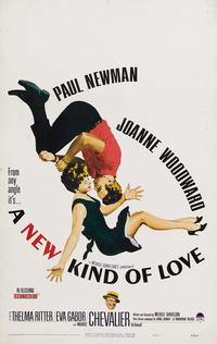 A New Kind of Love - 11 x 17 Movie Poster - Style B