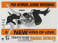 A New Kind of Love - 30 x 40 Movie Poster UK - Style A
