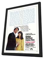 A New Leaf - 11 x 17 Movie Poster - Style A - in Deluxe Wood Frame