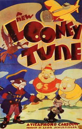 A New Looney Tune - 11 x 17 Movie Poster - Style A