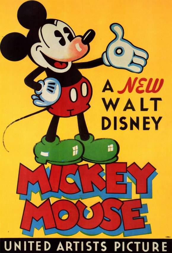 A mickey mouse movie